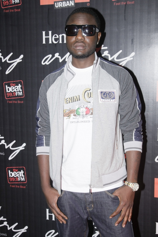 Rayce, Tunde Ednut and DJ Exclusive thrill fans at Hennessy Artistry club tour