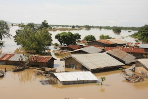 Jonathan says four farmers commit suicide over flood disaster