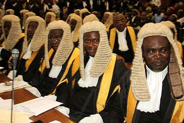 Chief Justice swears in Falana, 24 others as Senior Advocates