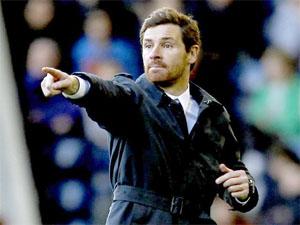 Villas-Boas unhappy with Tottenham's sloppy display