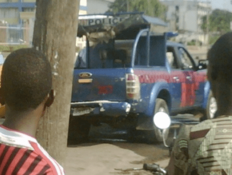 Police Nabs Suspected Armed Robbers Including Father, 3 Sons