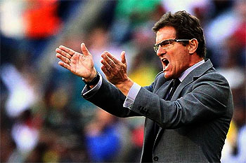 Fabio Capello records first victory against N.Ireland