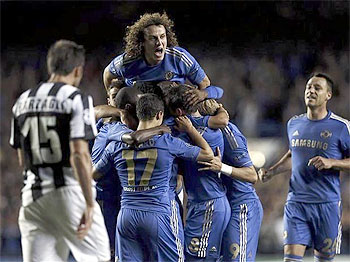 We have ourselves to blame for Juventus draw – Di Matteo