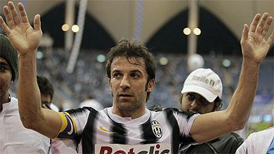 Del Piero moves to Sydney FC
