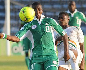 Eaglets beat Junior Mena of Niger 6-0