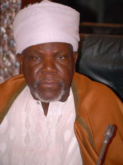Eulogies for Lateef Adegbite as the 'bridge builder' at his burial