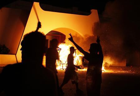 Libyan Islamist militia swept out of Benghazi bases