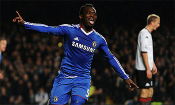Essien moves to Real Madrid on season-long loan