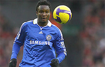 Mikel Obi apologises for Champions League blunder