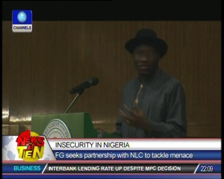 Jonathan seeks collaboration with NLC