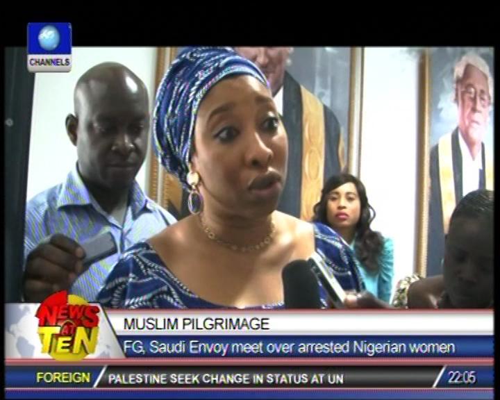 FG summons Saudi envoy over arrested Nigerian female pilgrims