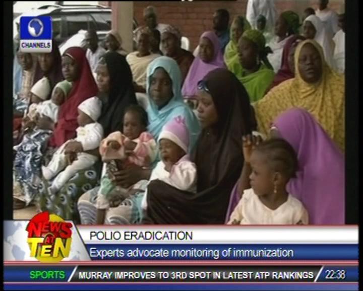 Polio Eradication: Expert scores Nigeria low on fighting scourge