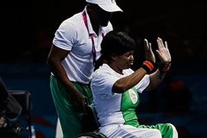 Nigeria ranked highest African country as Onaolapo claims fourth gold medal
