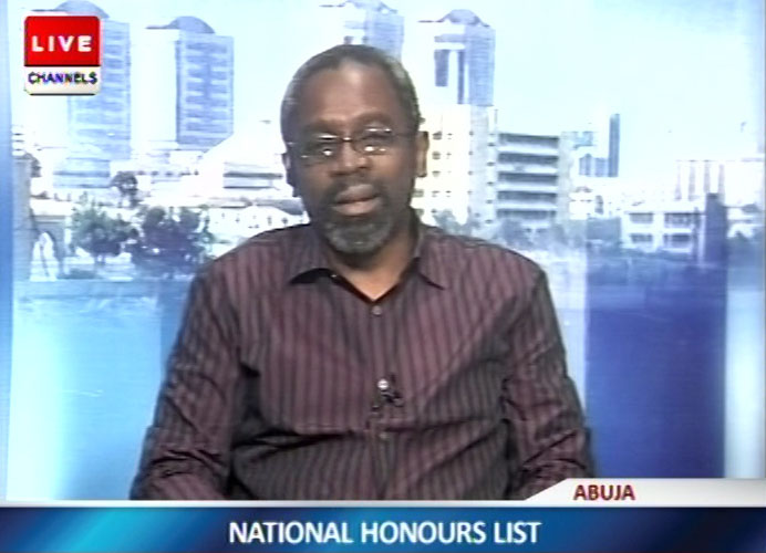 National honour list contains people with suspicious characters – Gbajabiamila