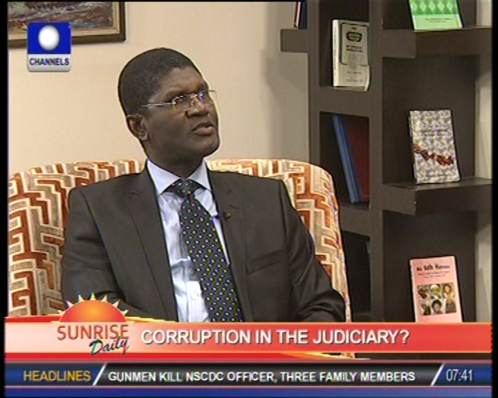 Investigation of judges not an embarrassment to judiciary – Norisson Quakers