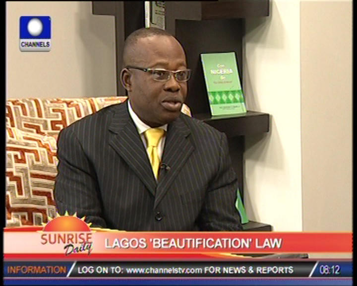 Parks and Garden law: apply persuasion not punishment, lawyer tells Lagos govt