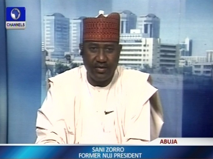 Jonathan angered by media reports – Former NUJ President