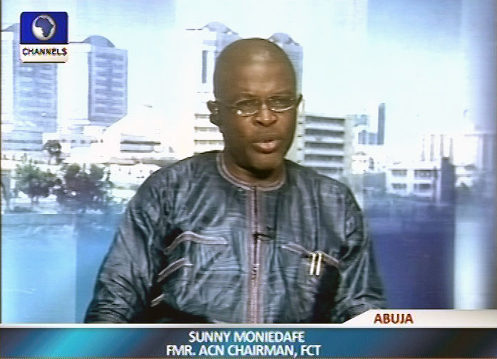 We are not distracted by preparation for 2015 elections – ACN