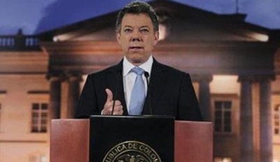 Colombian president suffers Prostrate Cancer