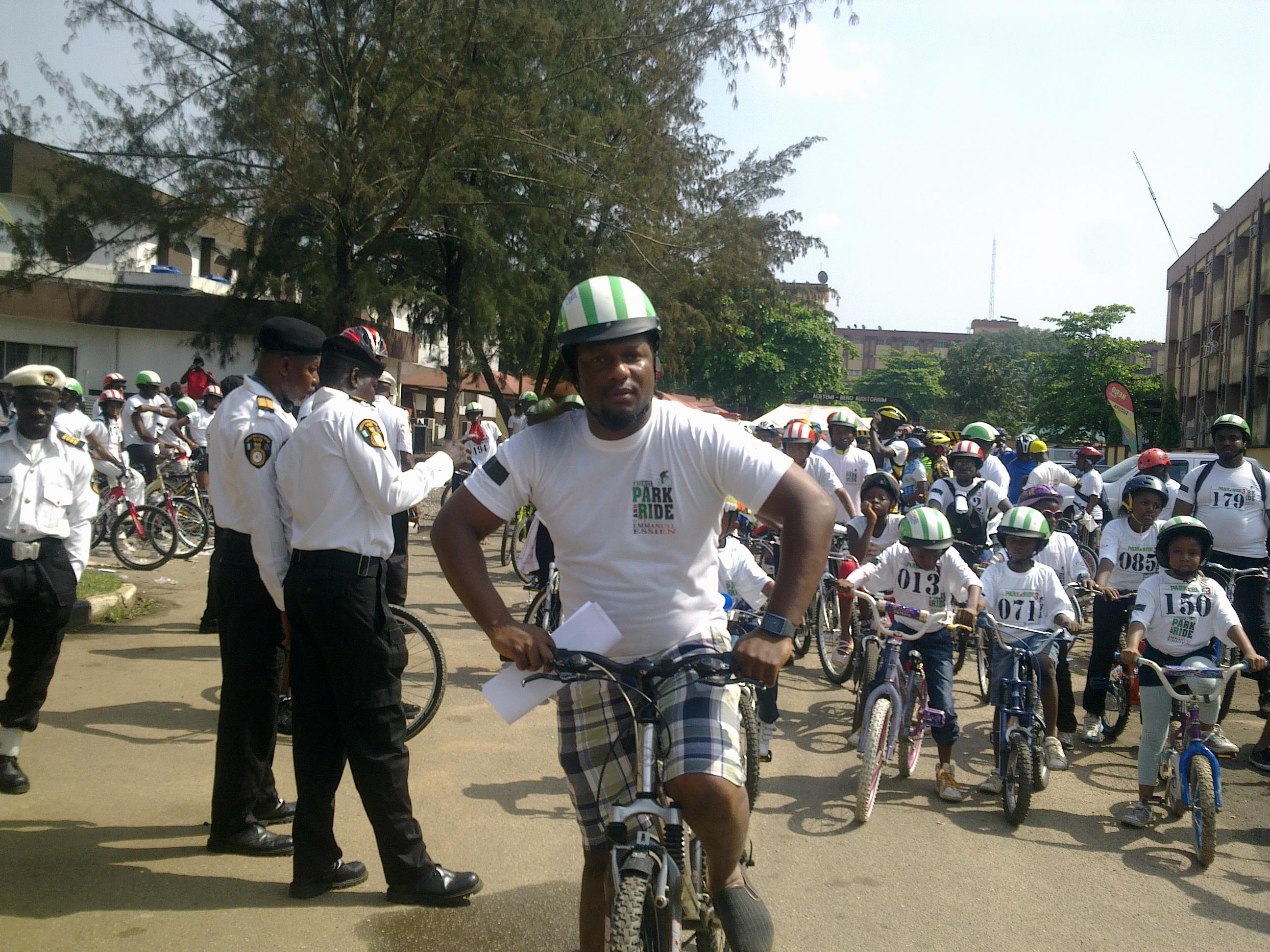 Lagos to get bicycle lanes