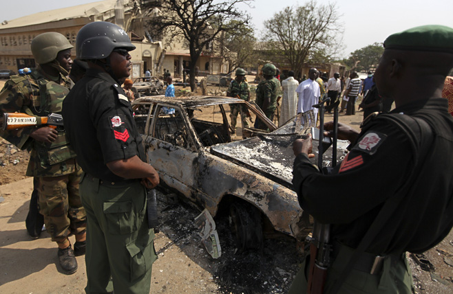 Boko Haram attacks likely 'crimes against humanity' – Human Rights Watch