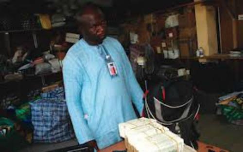 Customs arrest FAAN staff for money courier