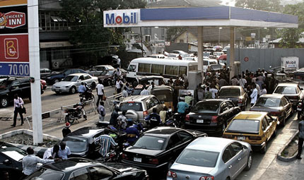 Fuel Price Will Remain The Same In January 2013-NNPC
