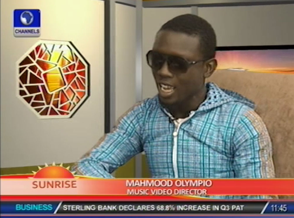 I learnt video directing from books – Mahmood Olympio