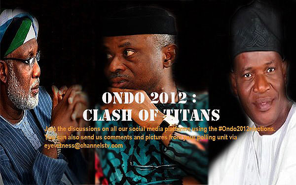 ACN, Accord Party and PDP file petitions against Ondo governorship election