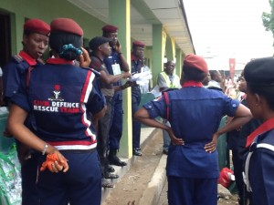 Fayose Evicts Civil Defence Corps From Estate