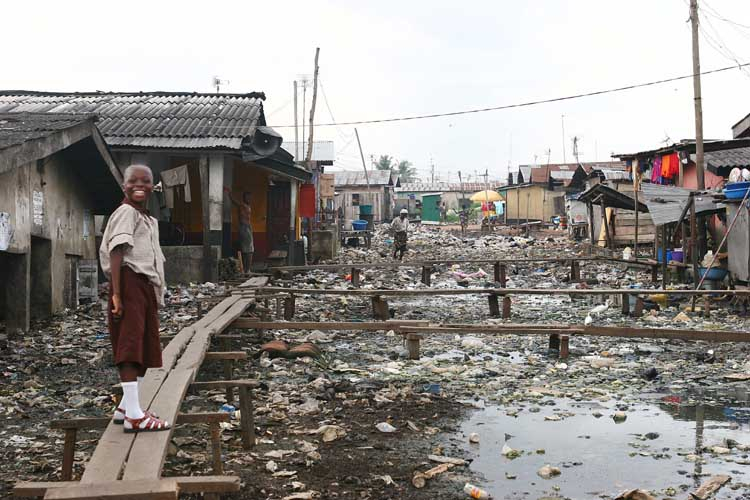 Nigeria Poverty Capital Of The World, North Poverty