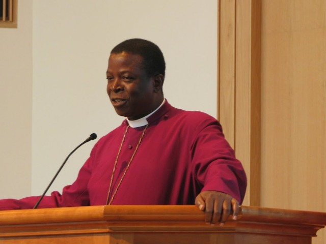 Primate of Anglican Church calls for caution on state police
