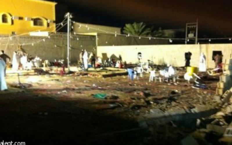 Fire at Saudi wedding kills 23 women, children