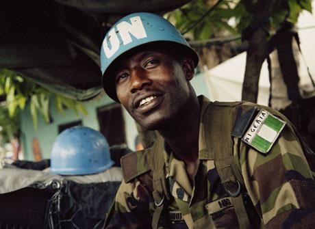 Four Nigerian peacekeepers killed in Sudan's Darfur