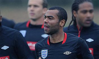 Ashley Cole set to honour England despite calls for ban