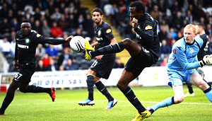 UCL: Efe Ambrose's Celtic to face Barcelona tonight