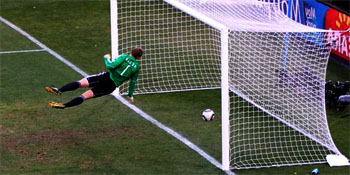 FIFA signs goal-line technology deals with GoalRef and Hawk-Eye