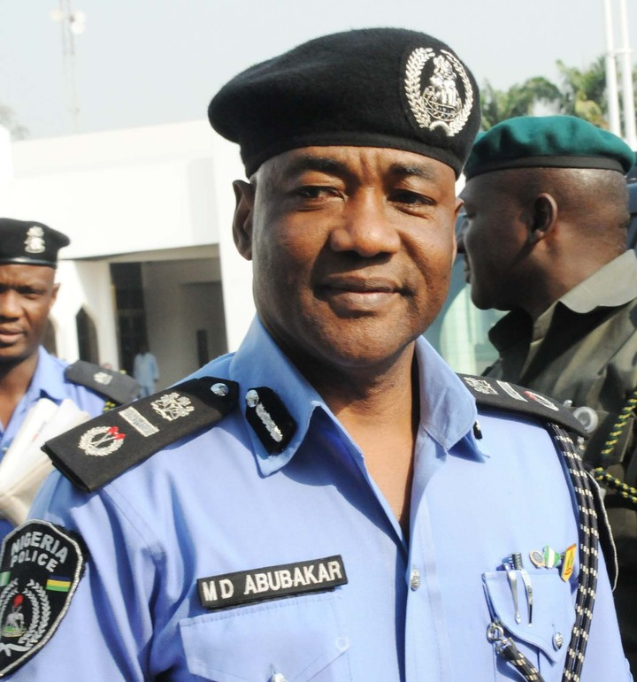 Police chief visits Damaturu, commends JTF and police officers