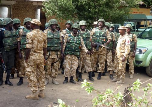 Damaturu: JTF kills 4 suspected Boko Haram members; arrests 11