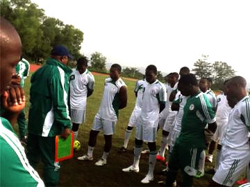Strong jersey contention in Eagles camp as Liberia clash looms