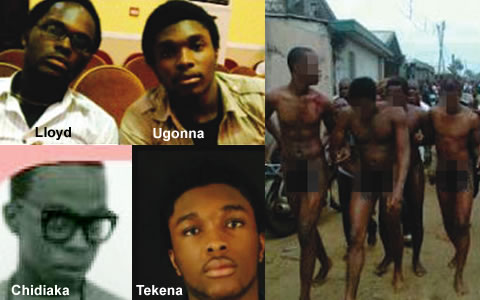 13 arrested over killing of four UNIPORT students for stealing