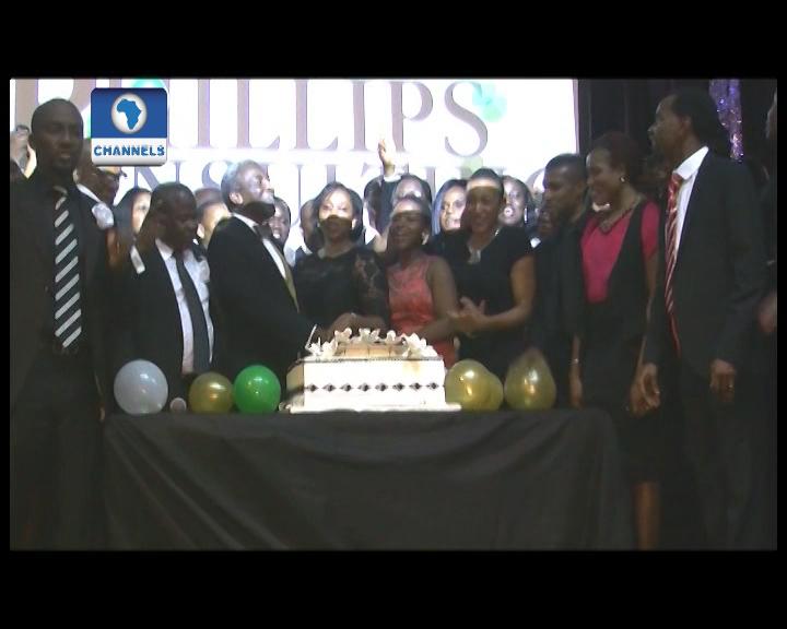Phillips Consulting celebrates 20th anniversary