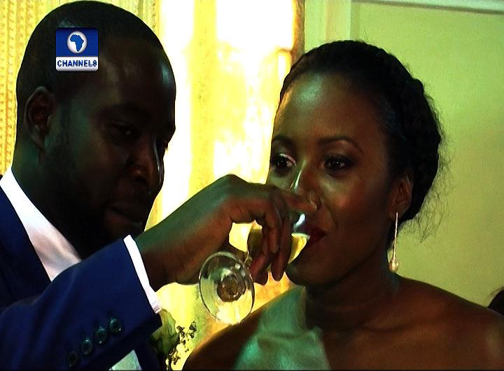Akinyele Oloyede and Tolulope Oshin tie the knot