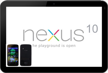 Google and LG launch Nexus 4 and larger Nexus tablet