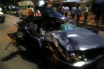 Four die in Ogun road accident