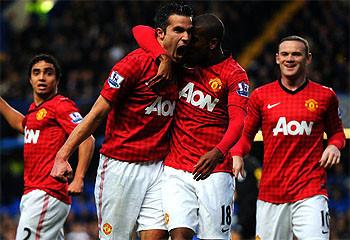 Manchester United touted favourites to win league
