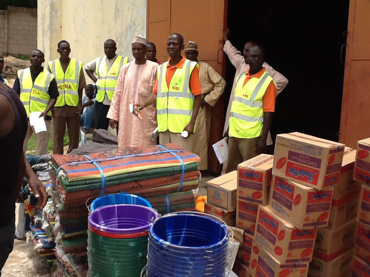 FG Deploys Relief Materials To Nigerian Refugees In Niger Republic