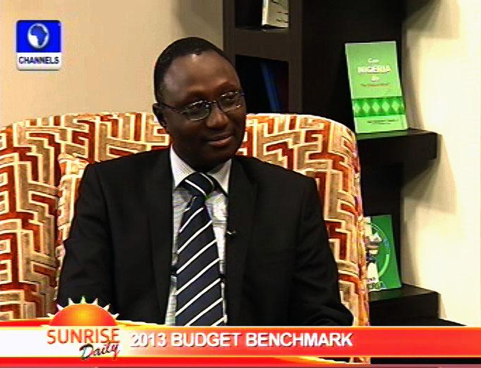 2013 Budget: The Legislative has the power to set expenditure limit