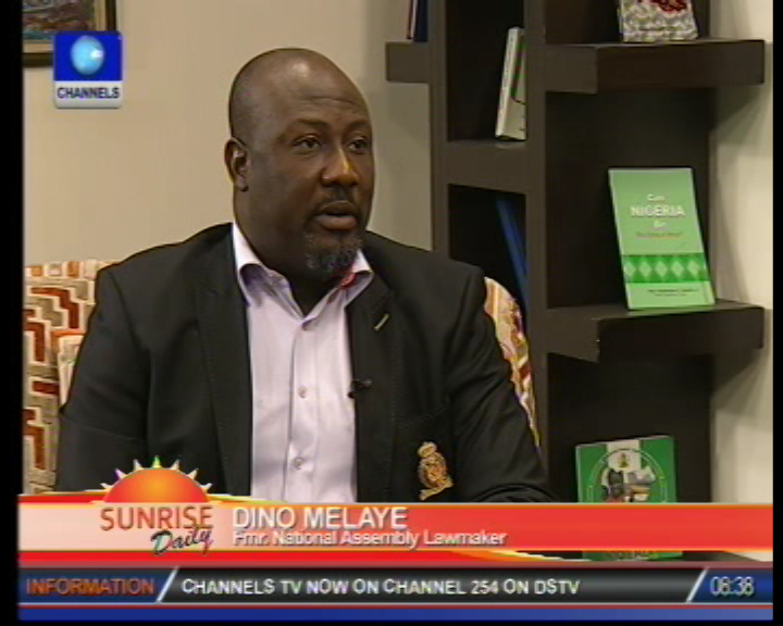 Jonathan's Independence Day speech is 'Book of Lamentations' – Melaye