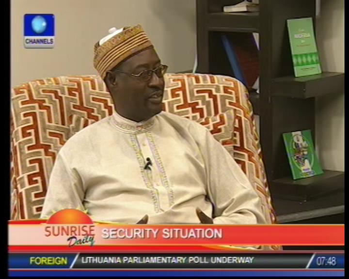 Analyst says vacuum in leadership caused unrest in Borno